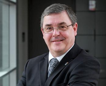 Professor Steve Chapman, Vice-Chancellor