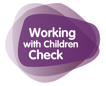 Working with Children Check website