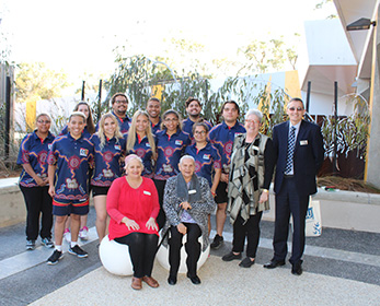 Eleven Aboriginal and/or Torres Strait Island students will represent ECU for the first time at the 2016 Indigenous Unigames in Brisbane.