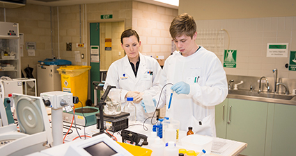 Our courses are industry-relevant combining the latest theory with hands-on practical experience.