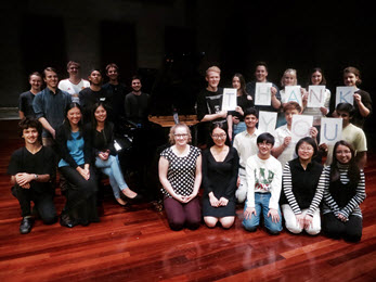 WAAPA Classical Music Students