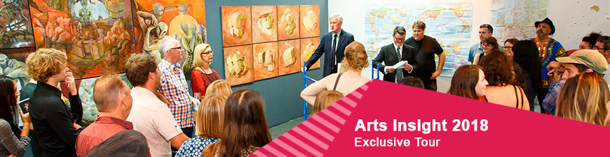 Arts Insight 2018 - The Exclusive School of Arts and Humanities Tour