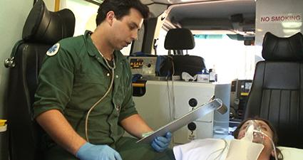 Clinical handover
