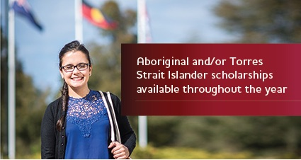 Aboriginal and/or Torres Strait Islander scholarships