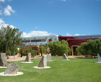 Kurongkurl Katitjin building at the Mt Lawley campus