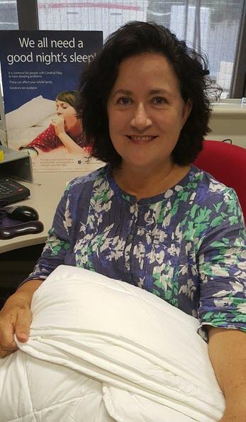 Sue McCabe, Phd Researcher