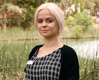 Miss Natalie Eriksen