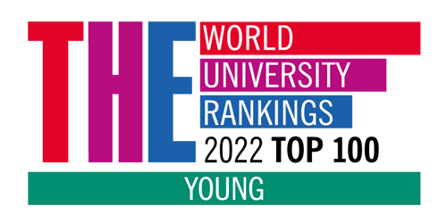 THE World University Rankings 2019 Top 150 Young