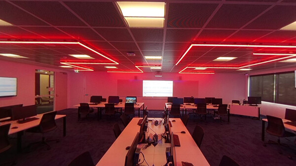 Cyber Security Training Room