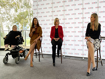 CEDA Women in Leadership panel discussion