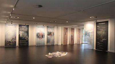 Heimlich Unheimlich at ECU's Gallery 25