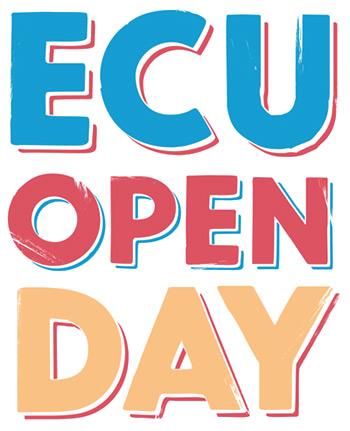 ECU Open Day title