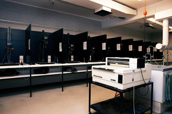 Ultra Modern Classroom ~ Ecu photographic studio and labs facilities arts