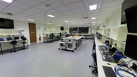 Wireless Communication Lab