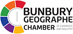 Bunbury Geographe Chamber of Commerce and Industry logo
