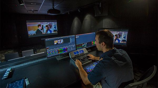 Video production facilites on ECU Mount Lawley Campus