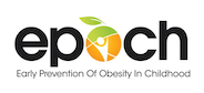 Centre of Research Excellence in the Early Prevention of Obesity in Childhood logo