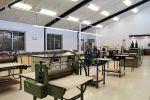 Print presses at ECU