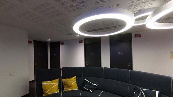 Broadcasting Media Lounge
