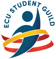 ECU student guild logo