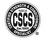 CSCS: Certified Strength and Conditioning Specialist