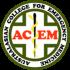 Australasian College for Emergency Medicine