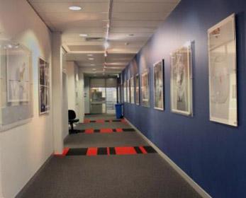 Spectrum Spaces  - The Photomedia Corridor