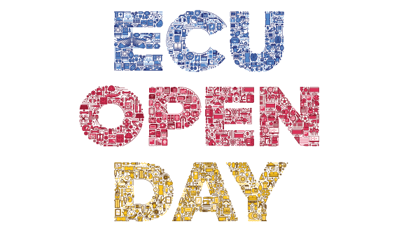ECU Open Day Take a look