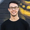 Recipient of the 2017 Vice-Chancellor's Aboriginal and/or Torres Strait Islander Scholarship, Jarrod Draper
