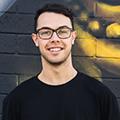 Recipient of the 2017 Vice-Chancellor's Aboriginal and/or Torres Strait Islander Scholarship, Jarrod Draper