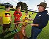ECU brings Naidoc Week cultural activities to Merriwa Primary School