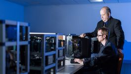 ECU's Security Research Institute is at the cutting edge of cyber security research