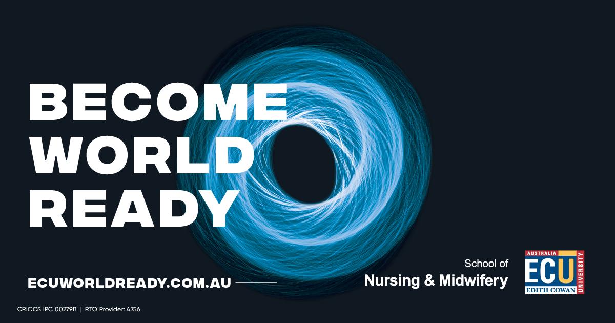 ECU   Nursing & Midwifery – Become a Nurse