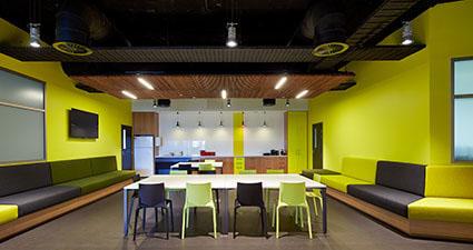 Room on the ECU Joondalup Campus