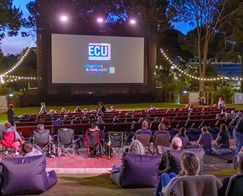 ECU Joondalup Pines Community Cinema