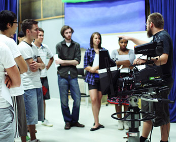Film and Video at ECU