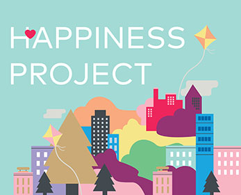 The Happiness Project, a collaboration between ECU and the City of Fremantle aims to inject happiness into the city.