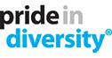 Pride in diversity logo