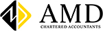 AMD Chartered Accountants logo