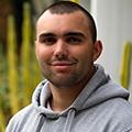 Bachelor of Arts (Politics and International Relations) and Bachelor of Business (Marketing) student, Jayden Gerrand.