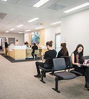 ECU Psychological Services Centre - Waiting room