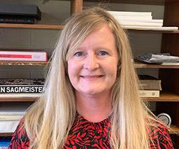 Dr Nicola Kay - CREATEC Deputy Director