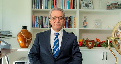 Professor Daryoush Habibi
