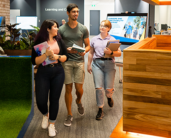Explore the new Learning and Career Hub at Joondalup Library.