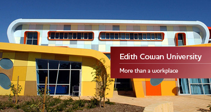 ECU, more than a workplace