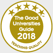 Good Universities Guide logo