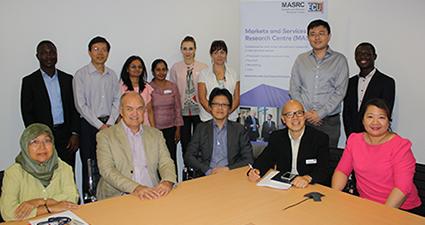 MASRC team members