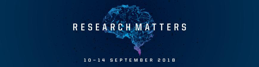 ECU Research Week 2018