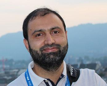 Dr Zulqarnian Gilani