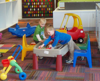 Long day care centres are available near our Joondalup, Mount Lawley and South West campuses.